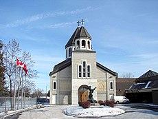 Saint Mary Armenian Church in Toronto, Canada.jpg