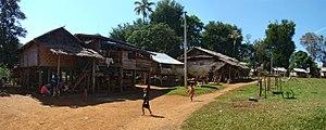 Salavan Province - Image: Salavan Tad Soung 1 tango 7174
