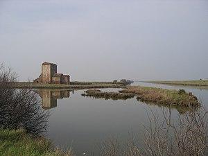Emilia-Romagna - Lagoons along the Po delta