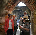 Sally Jewell at Mission San Jose (22248582715).jpg