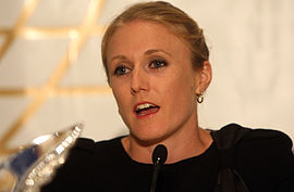 Sally Pearson 2011 World Athletics Gala.jpg