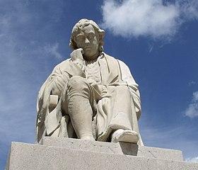 Dr Johnson Statue