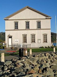 San Francisco and North Pacific Railroad former railroad