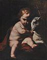 San Giovannino e l'agnello - Carlo Cignani.jpg