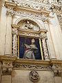San Leandro, de Murillo. (Sacristía mayor de la catedral de Sevilla).jpg