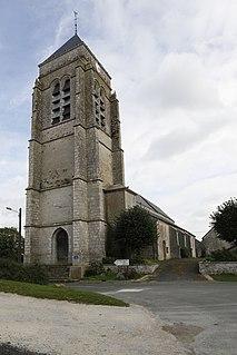 Sancy-lès-Provins Commune in Île-de-France, France