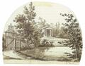 Sanderumgaard Tempel i haven Hanck.png