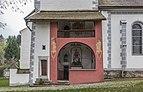 Sankt Jakob im Rosental Maria Elend Wallfahrtskirche nordseitiger Kapellenanbau 15102016 4966.jpg
