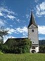 Sankt Margarethen im Rosental, Pfarrkirche foto6 2011-07-22 17.42.jpg