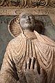 Sankt Maria im Kapitol romanische Grabplatte Plectrudis.JPG