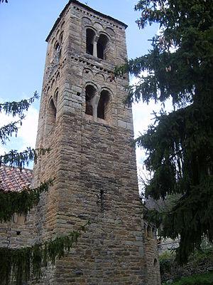 Tavèrnoles - St. Stephen's church, Tavèrnoles