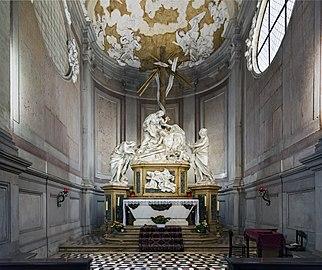 Santa Giustina (Padua) - Chapel of La Pieta