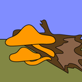 Saprotrophic ecology icon.png