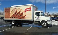 Sara Lee truck, Kipling Marketplace.jpg