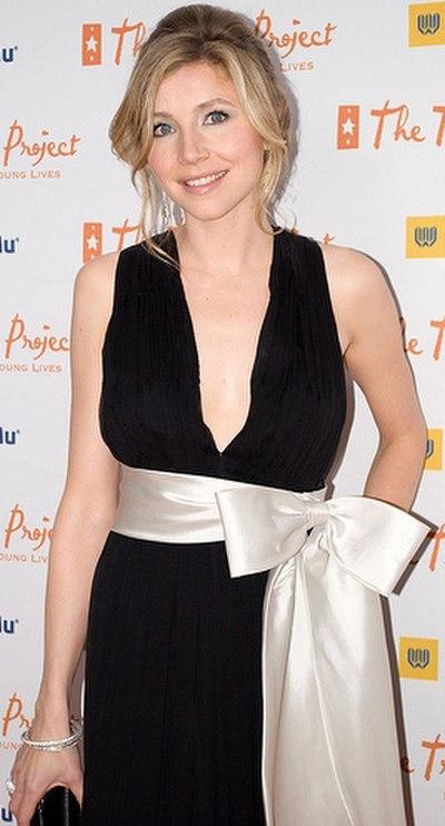 Sarah Chalke, Canadian actress and voice artist