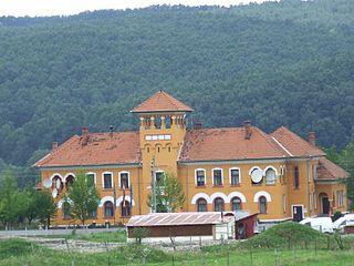 Sarmizegetusa, Hunedoara Commune in Hunedoara, Romania