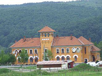Sarmizegetusa, Hunedoara - Town hall
