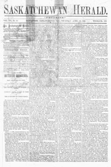 Saskatchewan Herald April-28-1885 1.png