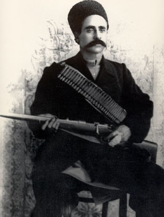 Azerbaijanis - Sattar Khan (1868–1914) was a major revolutionary figure in the late Qajar period in Iran.