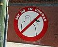 Say no to burqas, a neat street response (5061669159).jpg