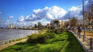 Kénitra: Sbou River - Corniche Kenitra