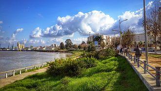 Kenitra - Sebou River - Corniche