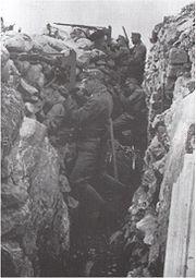 O front alpino na Primeira Guerra Mundial