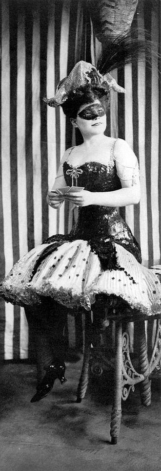 Mlle. Modiste - Fritzi Scheff in Mlle. Modiste (1905)