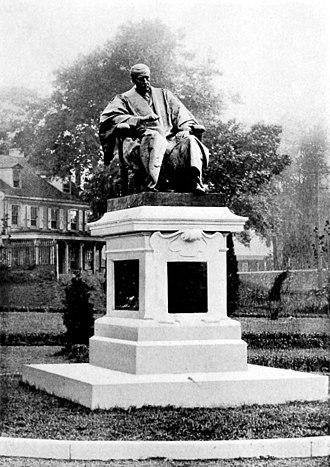 William Pepper - Image: Schevill Karl Bitter William Pepper memorial Philadelphia