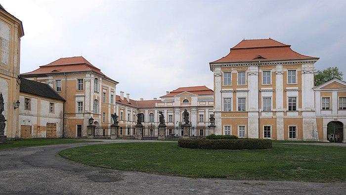 Schloss Dux in Duchcov (1)