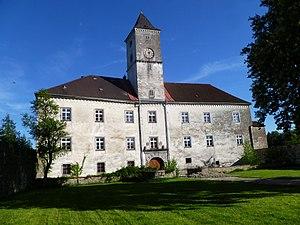 Sankt Gotthard im Mühlkreis - Image: Schloss Eschelberg 1