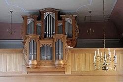 Schoenau-evangelische Kirche-18-zur Empore-2019-gje.jpg