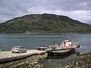 Glenelg-Kylerhea ferry