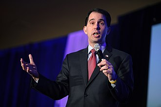 2016 Republican Party presidential primaries - Governor Scott Walker surprised many political observers when he announced the suspension of his campaign on September 21, 2015, in Wisconsin.