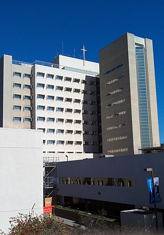 Scripps Mercy Hospital - Image: Scripps Mercy Hospital
