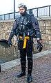 Scuba diver in Stockholm city.jpg