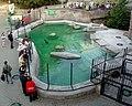 Sea lions pool (Moscow Zoo).jpg