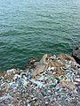 Sea with Garbage Dump - Along the Malecon - Santo Domingo - Dominican Republic.jpg