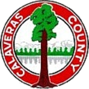 Calaveras County, California - Image: Seal of Calaveras County, California