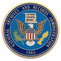 Seal of the National Archives and Records Administration (full color).png