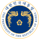 Presidential Seal of South Korea