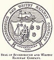 Seal of the Scarborough and Whitby railway.jpg
