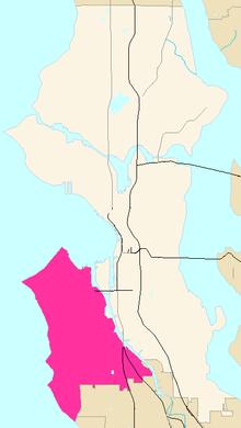 West Seattle Wikipedia