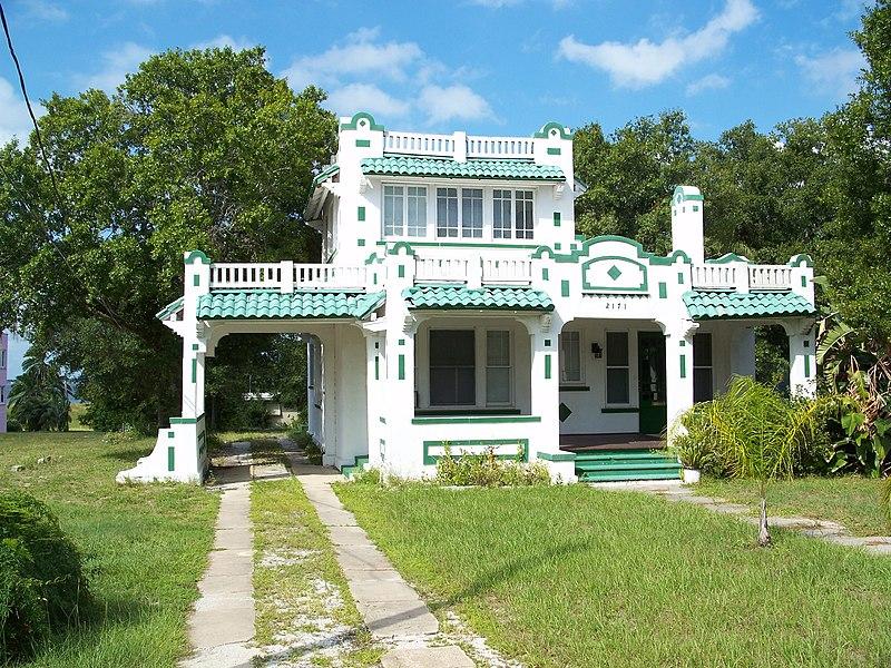 Sebring (FL) United States  city photos gallery : Description Sebring FL Vinson House01