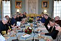 Secretaries Kerry, Hagel and Australian Ministers Bishop, Johnston Participate in the AUSMIN Session I (10963782553).jpg