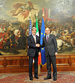Secretary Kerry Meets With Italian Prime Minister Letta improved version.jpg