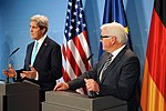 File:Secretary Kerry Speaks During News Conference With German Foreign Minister Steinmeier (12236352544).jpg