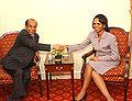 Secretary Rice met with Libyan Foreign Minister Abd al-Rahman Shalgam.jpg