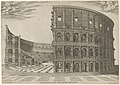 Section and elevation of the Colosseum in Rome MET DP847229.jpg