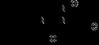Strukturformel von Semustin